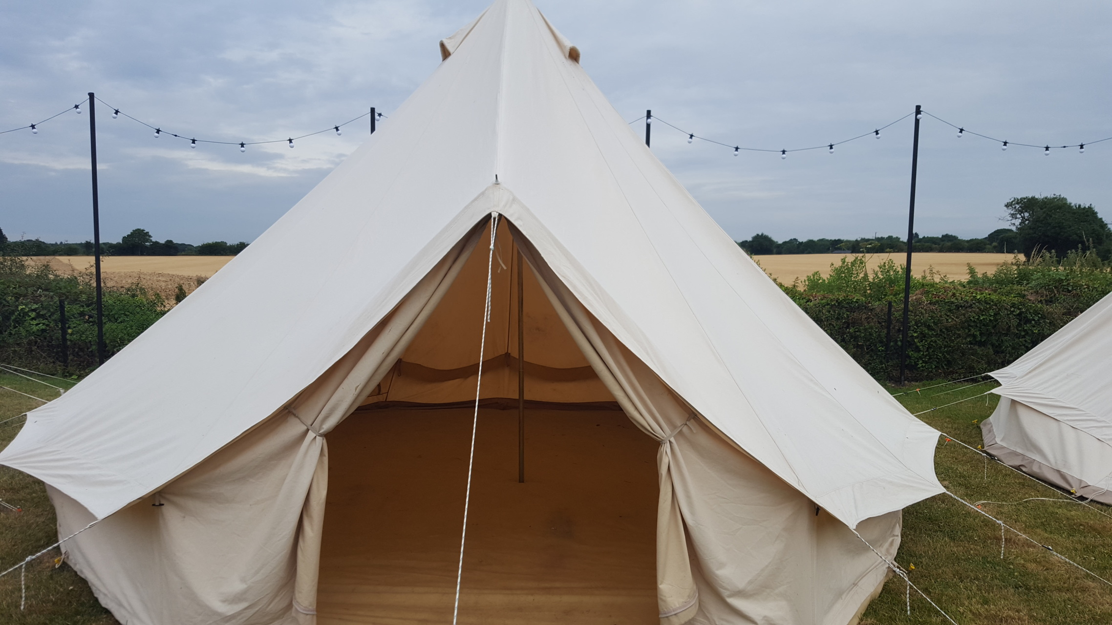 5m bell Pitch only tent (PENNFEST) & PENNFEST 2018 - RENT BELL TENTS